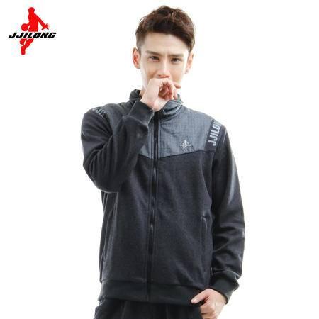 竞技龙 男款运动套装 男子跑步运动服 T13356