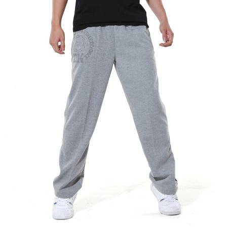 竞技龙男款针织运动长裤 K12325