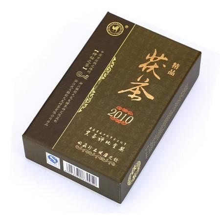 武义骆驼九龙黑茶精品金花茯茶2010盒装450g