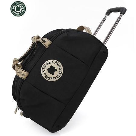 丹尼熊拖轮袋 18寸登机包户外休闲轻便手提拉杆包商场款DBTS49901-51