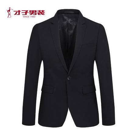 【商场同款】TRiES/才子男装2016秋冬新品男士青年修身西服便西