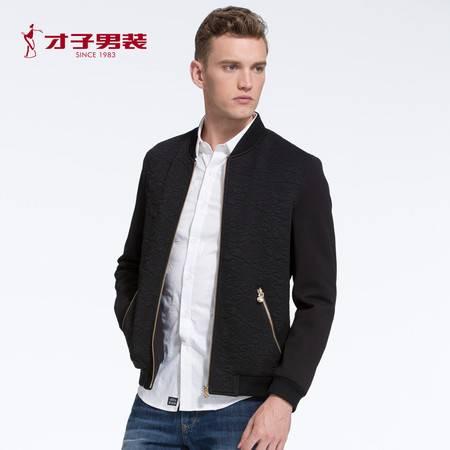 TRiES/才子男装2016秋冬新款夹克jacket男士青年百搭修身潮流外套