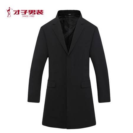 【商场同款】TRiES/才子男装2016秋冬新品男士修身青年西服外套