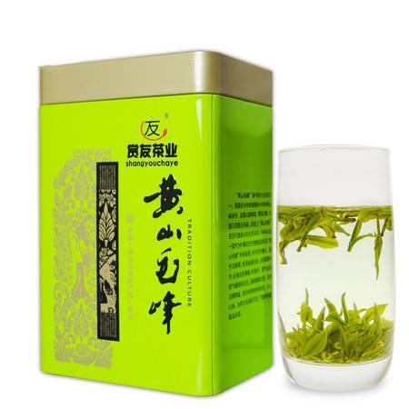 黄山毛峰新茶绿茶安徽2016春茶特级毛峰茶叶嫩芽毛尖绿茶高山茶叶