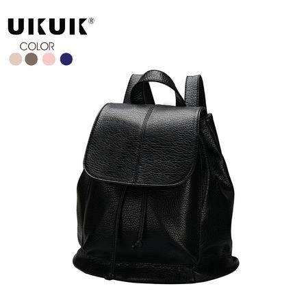UKUK/优客优可包包2016夏季新款通勤百搭女包背包双肩包女学生包