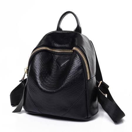 女背包2016夏季新款简约潮女包双肩包学院风书包休闲旅行包背包