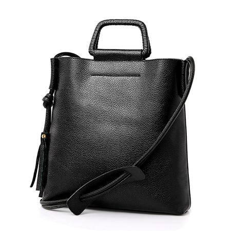 欧美时尚女式包包2016夏季新款潮大包手提包单肩包大容量简约女包