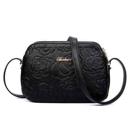 女式小包包2016夏季新款欧美时尚单肩包双层简约实用女包斜挎包女