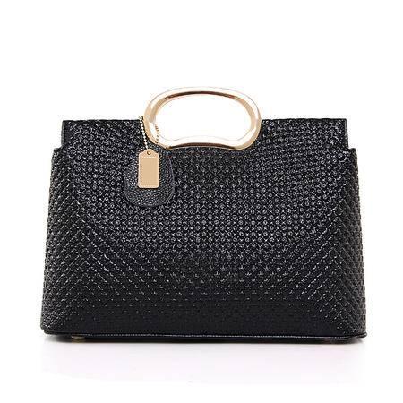 品牌正品包包2016新款欧美时尚女包简约优雅女式包手提包