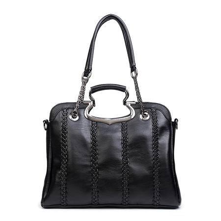 品牌正品女包2016新款欧美时尚女包拼接手提包包单肩大包