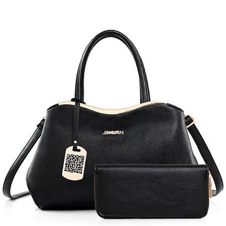 品牌正品女包2016新款欧美时尚女包简约女大包子母包