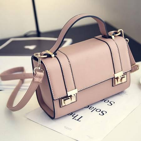 品牌正品包包2016新款欧美时尚女包邮差包女包单肩包