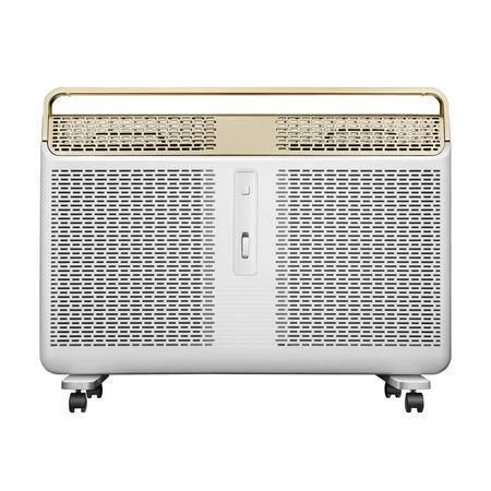 艾美特 (Airmate)HL24088R-W 遥控立体快热炉取暖器家用/电暖器/电暖气