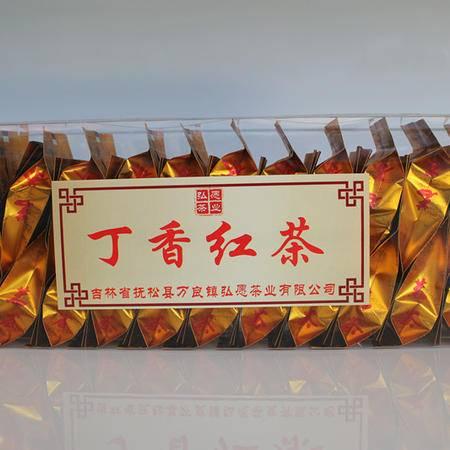 长白山特产保健茶 丁香红茶 祛痰/利尿 养生茶