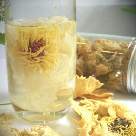 上禾牡丹花朵茶(65*12cm)活血养颜