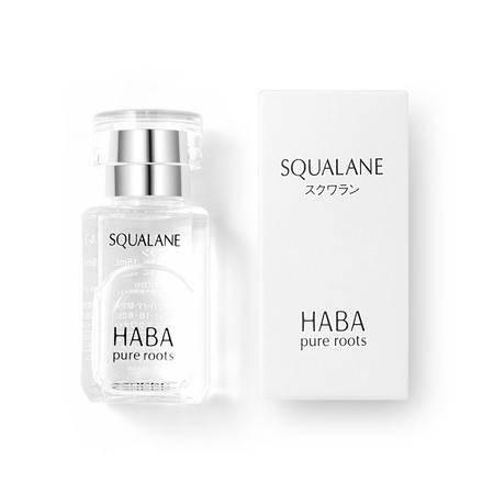 HABA无添加 鲨烷精纯保湿精华油 30ml