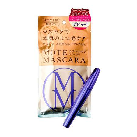 MOTE MASCARA 深蓝打底睫毛膏 6g