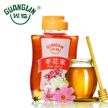 光临 蜂蜜天然 枣花蜜原蜜农家自产蜂蜜野生原生态土蜂蜜