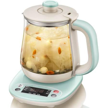 Bear/小熊 YSH-A08H1养生壶全自动加厚玻璃 电热烧水煮茶器花茶壶