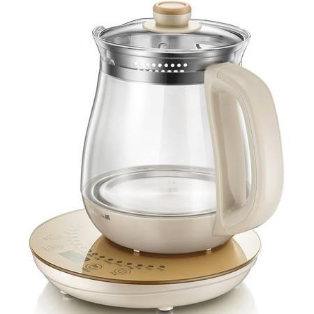Bear/小熊 YSH-A18B2养生壶全自动多功能加厚玻璃电煮花茶壶