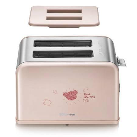 Bear/小熊 DSL-A02U1烤面包机家用2片早餐机吐司机 全自动多士炉