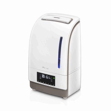 小熊加湿器JSQ-B60A2家用办公室 空气净化器 静音香薰负离子