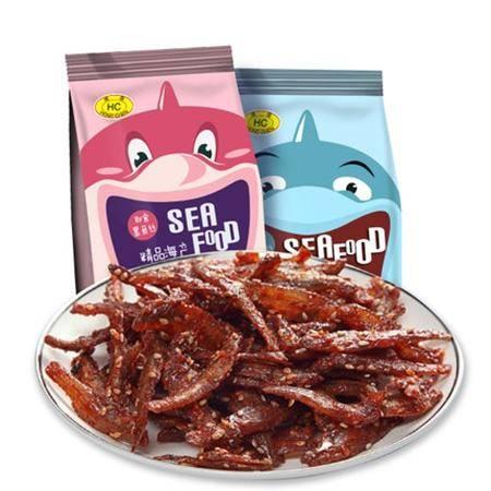 鸿琛丁香鱼150G即食海产零食鱼仔鱼干海南特产办公休闲食品