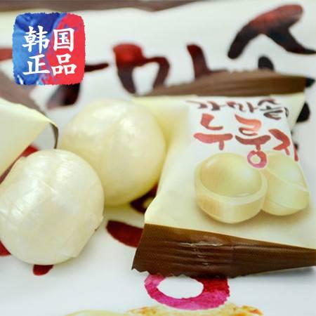 韩国原装进口糖果海太锅巴糖米糖 休闲80后零食品婚庆喜糖 80g/袋