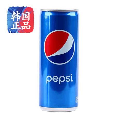 Lotte乐天韩国进口饮料百事可乐 250ml