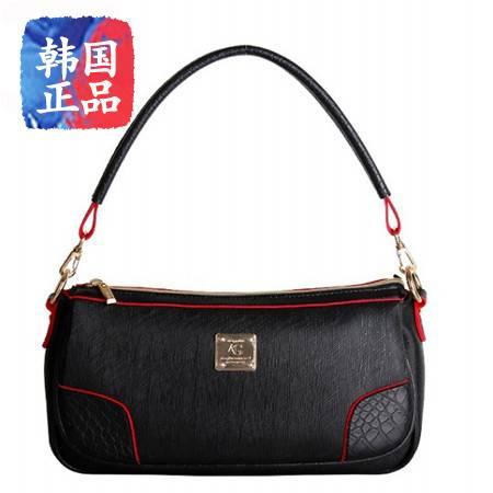 2016新款韩国进口女士时尚PU包包时尚手提包单肩包斜包AG1015