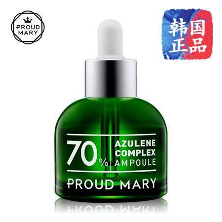 韩国进口 Proud Mary甘菊环情综70%镇定安瓿精华液 50ml