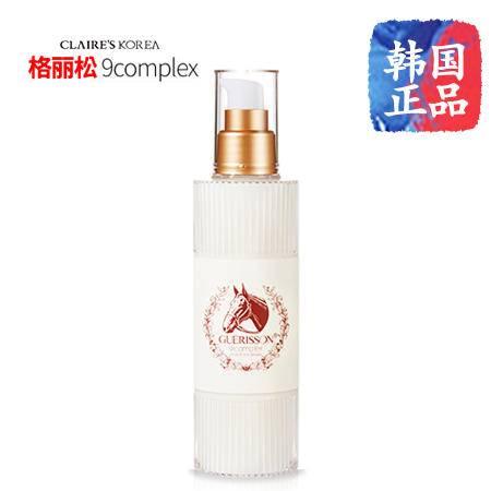 韩国正品 格丽松9complex爽肤乳 马油精华乳液滋润保湿精华130ml