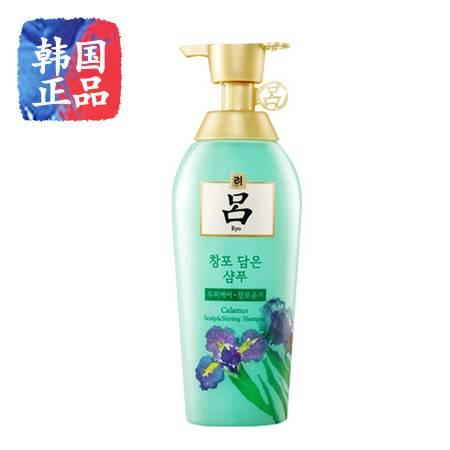 【包邮】韩国吕 咸草水 菖蒲中药 去头屑 润发 洗发水 500g