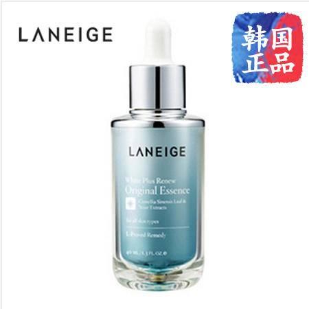 [Laneige]兰芝臻白净透修护精华露40ml 美白补水保湿精华乳液 面部精华液