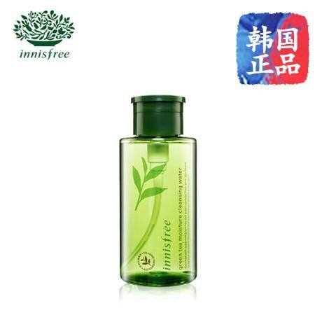 韩国正品悦诗风吟绿茶精萃保湿卸妆液 300ml-卸妆水