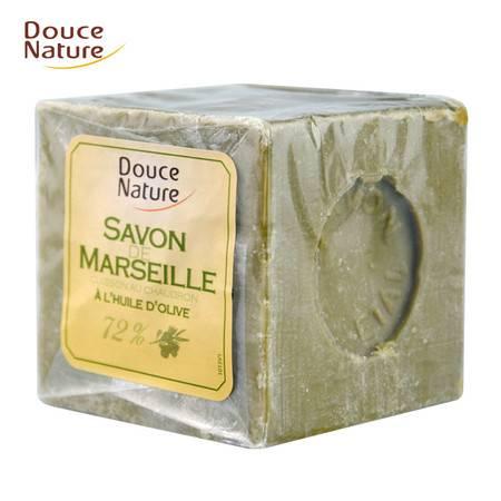 柔舒然Douce Nature 法国进口天然手工皂洁面马赛手工皂 橄榄油300g