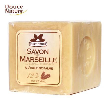 柔舒然Douce Nature 法国进口天然手工皂洁面马赛手工皂 棕榈油300g
