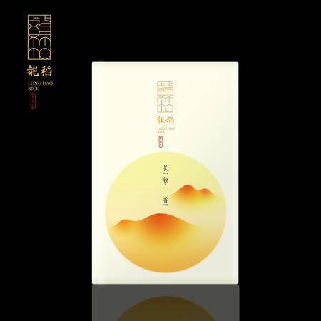 龙稻正宗东北长粒香大米 东北黑龙江特产2016新米5斤装