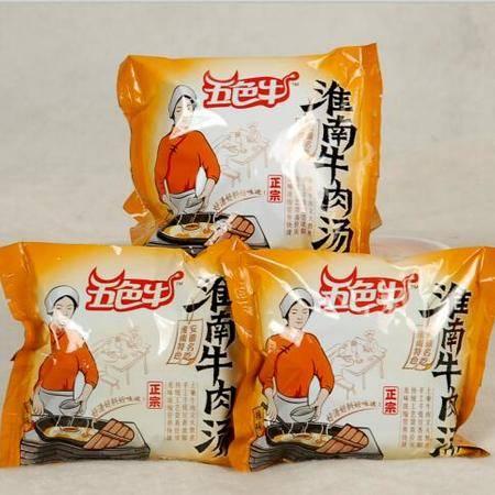 五色牛牛肉汤香辣袋装