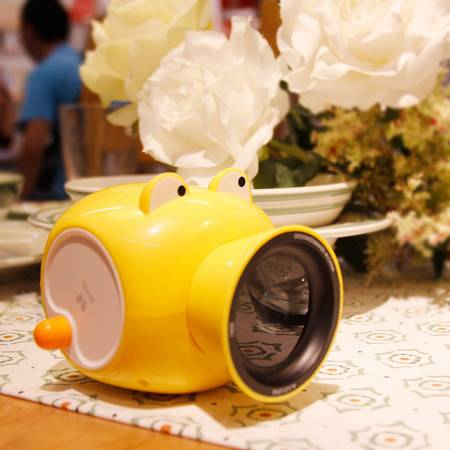 阿李罗火火兔P3蓝牙绘本投影仪故事机早教机婴儿童玩具可充电下载