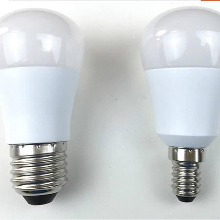 欧普照明 LED球泡 3W-E14/E27-6500K/3000K 5个起订