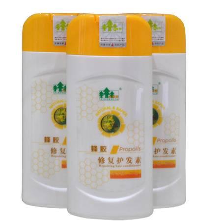 小森林 蜂胶修复护发素200g 蜂胶护发素 修复护发素