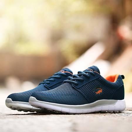 2016新款男鞋跑步鞋男夏季休闲网布板鞋子透气网鞋网面运动鞋男士