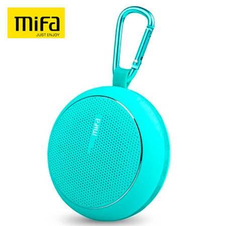 MIFA 户外无线蓝牙音箱 可通话可插卡 F1