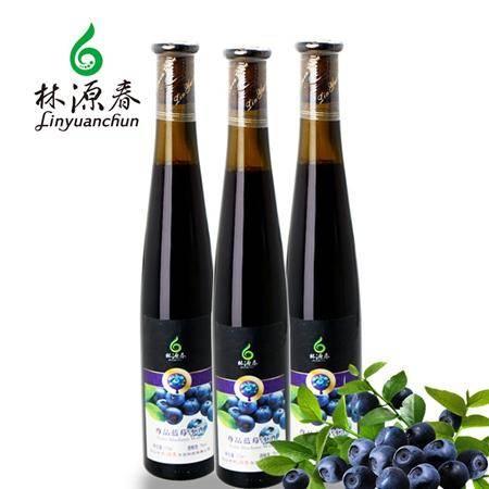 林源春尊品蓝莓冰酒