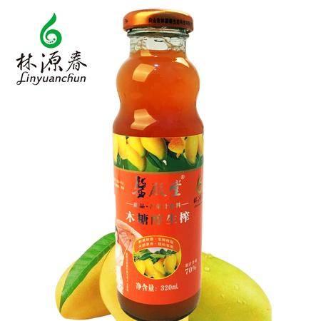 木糖醇生榨臻品芒果果汁礼盒