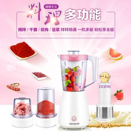 邮乐萍乡馆九阳/Joyoung  JYL-C16V营养星料理机多功能 搅拌绞肉干磨正品