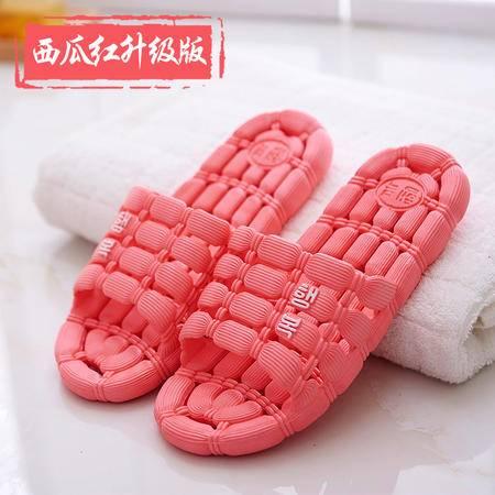萱宜阁家居室内浴室拖鞋水立方