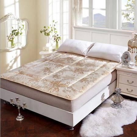 2016新款冰丝床垫 夏日必备床褥子新款冰丝床垫