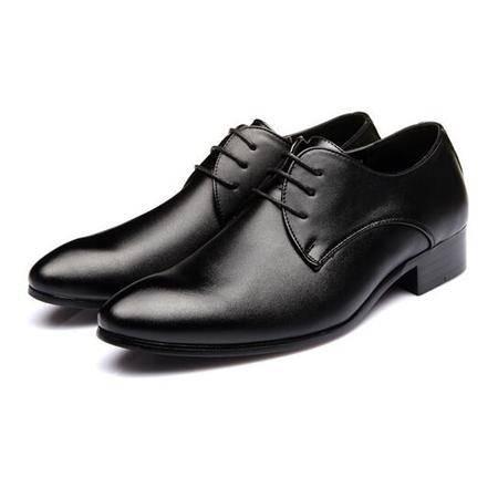 2016夏季新款 时尚韩版尖头皮鞋 时装男鞋最热销款休闲男鞋潮